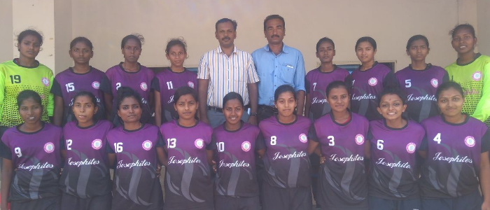 Football- Kerala College Games 2018.