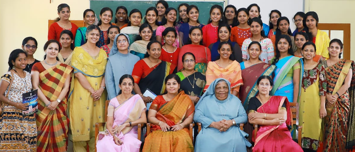 Department of Mathematics Alumnae meet 2019