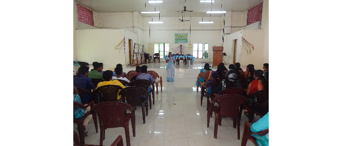 Changathikootam-Children's Camp at Aloor Grama Panchayath-2015