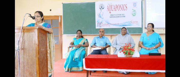Seminar on Aquaponics