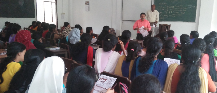 Career guidance talk - SAP