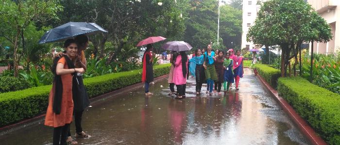 'Mazha Nadatham' - Walk with Rain