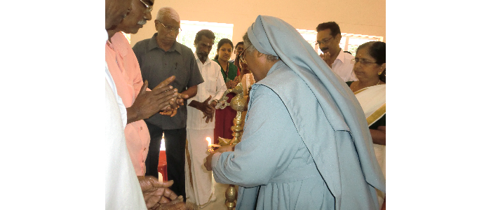 Medical Camp at Mala Grama Panchayath 2013