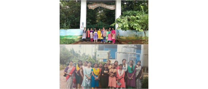 One Day Visit to Sewage treatment plant, Mangrove and Intertidal region