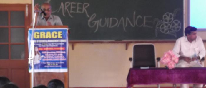 Career guidance talk  1- 2013-14