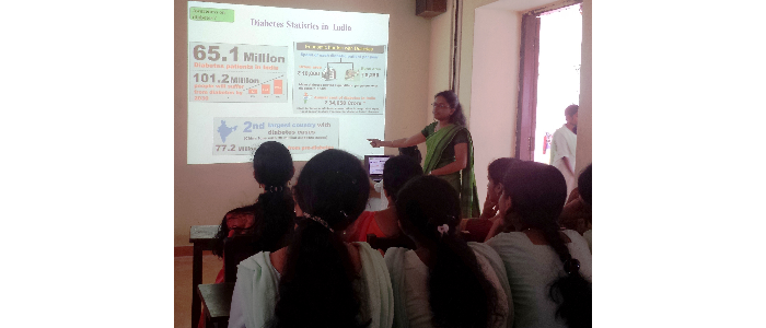 Invited Lecture  On Diabetes Mellitus