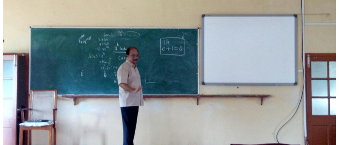 Invited Lecture on Complex Analysis