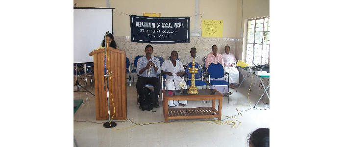 Awareness Class on