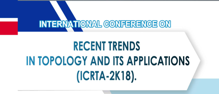 International Conference on Topology and it's Applications on 13th and 14th Dec 2018