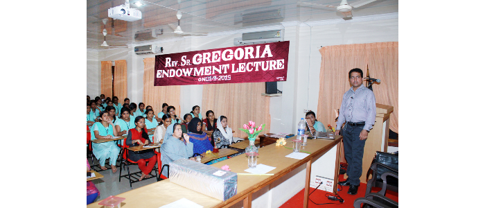 Rev. Sr. Gregoria Endowment Seminar