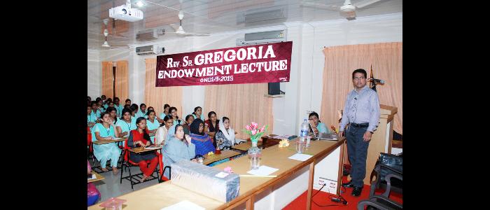 Rev. Sr. Gregoria Endowment Seminar