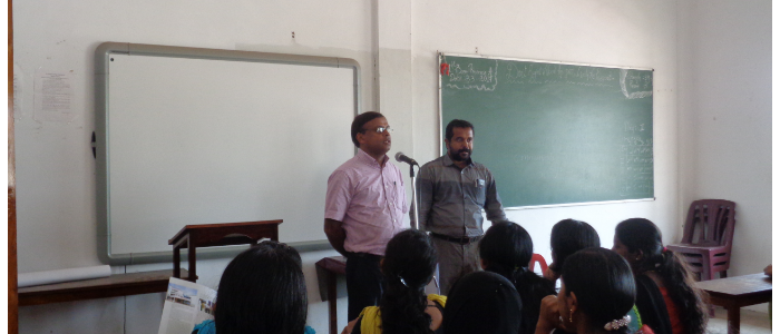 Career guidance talk 3-2014