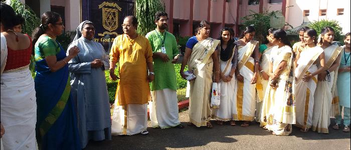 vajrakeralam closing ceremony