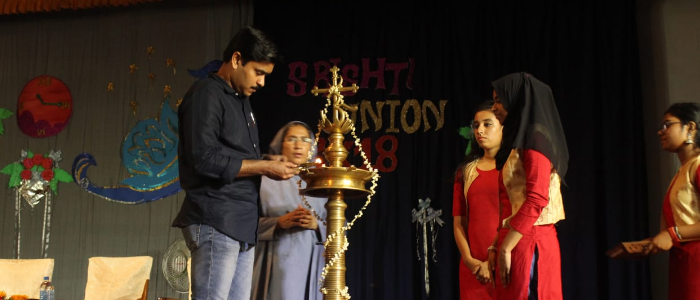 Inauguration of the college union 2018-19