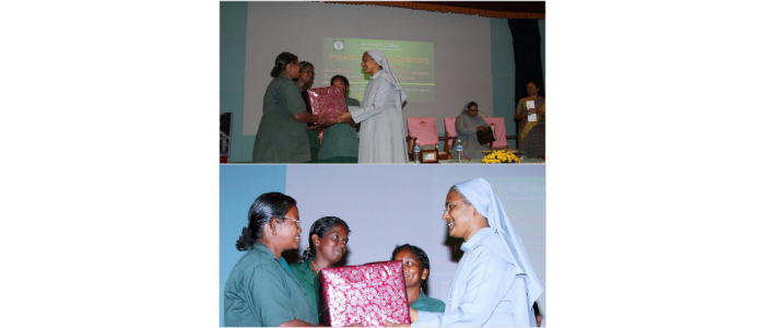 Distribution of Safety kits