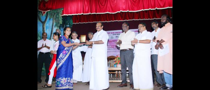 Best NSS Programme Officer Award, Best Coordinator Award