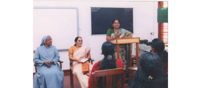 ASAP(Advanced Skill Aquisition Programme ) Sponsored by Kerala Government to the Graduate Student