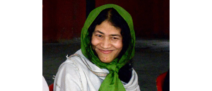 Documentary Film on the Renowned Human Rights activist Irom Sharmila