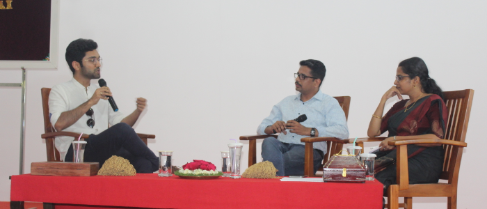 National Level Conversation with Manu S. Pillai & Dr. Salil S