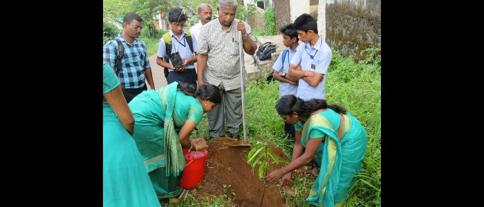 Changathikoottam -2016 (Aloor, Muriyad & Pudukkad Grama Panchayaths)