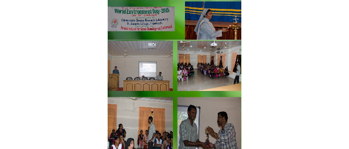 Celebration of World Environmental Day