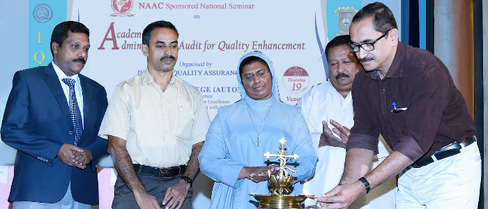 NAAC Sponsored National Seminar
