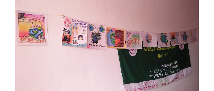 Painting Exhibition in connection with World Environment Day