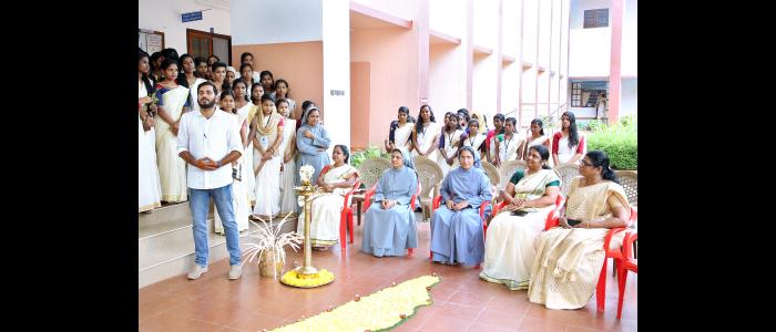 Kerala Piravi Celebration