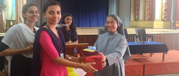 Farewell to Dr. Sr Isabel 3