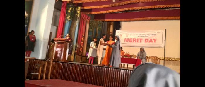 Merit Day -2018