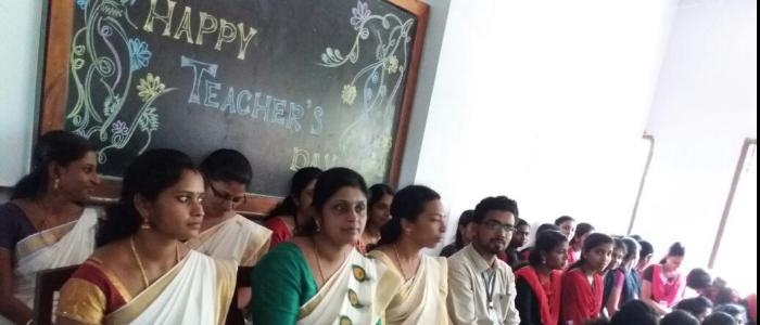 Teacher's Day 2017