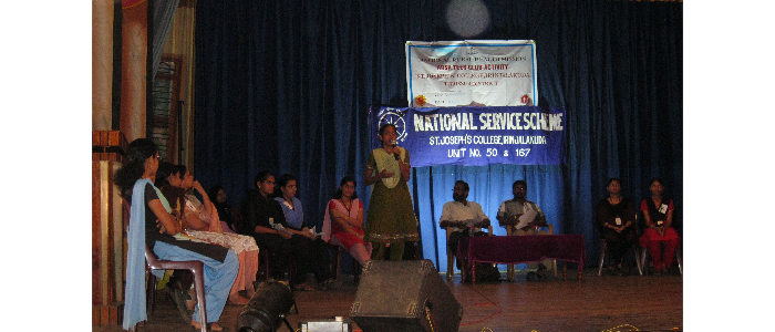 Debate Contest on Gender Equal