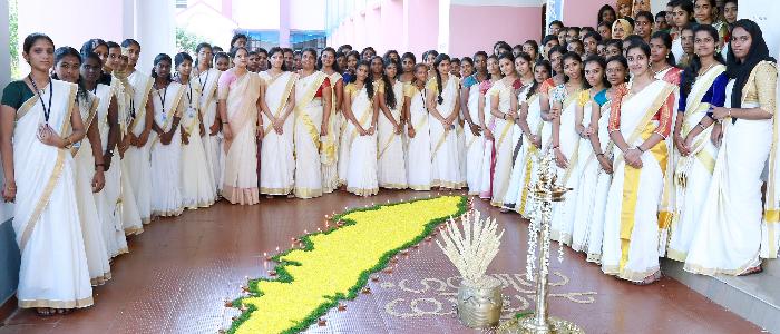 Kerala Piravi Dept  of history