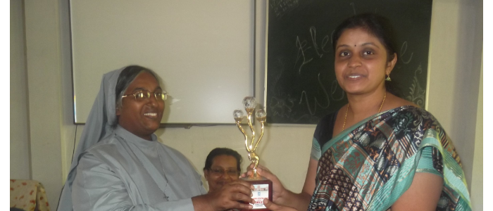 Researcher of the year (Arts)